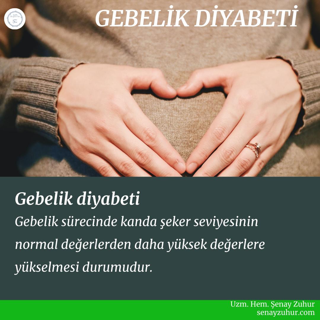 Gebelik diyabeti